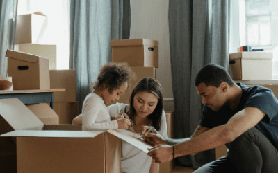 An Easy and Convenient Way to Pay When Moving To A New House